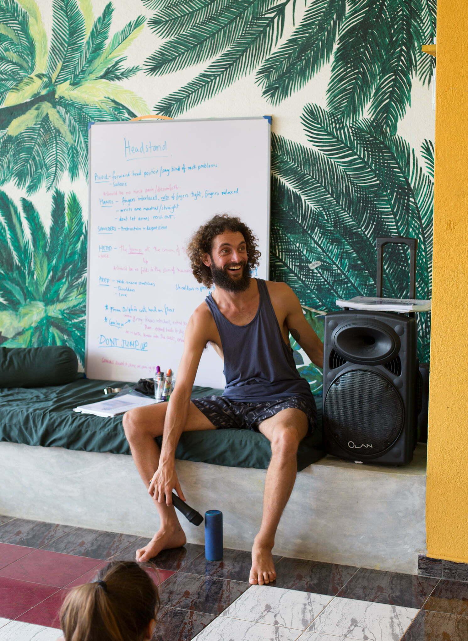 Yoga Teacher Training Sri Lanka Stefan Camilleri