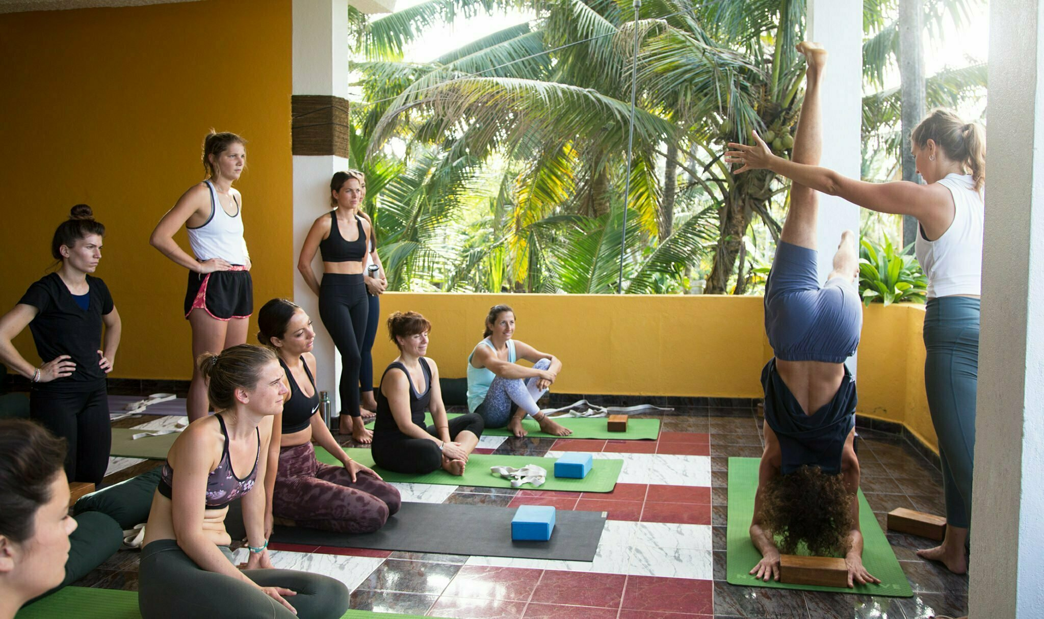 Yoga Teacher Training Sri Lanka Stefan Camilleri
